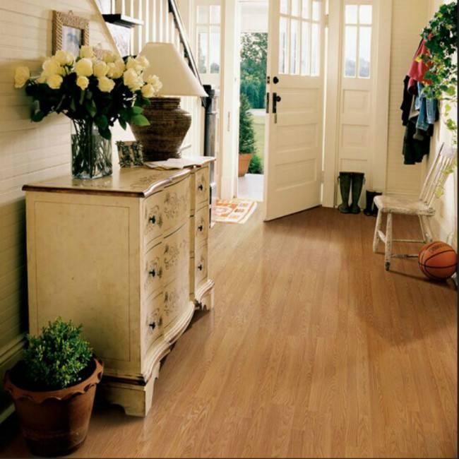Comfortable heat resistance flooring in winter