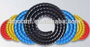 High pressure washing hose protective sleeve