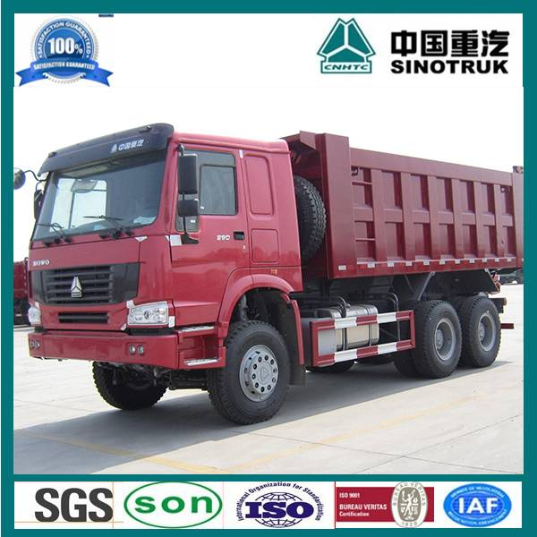 18 m3 dump truck howo sinotruck for sale