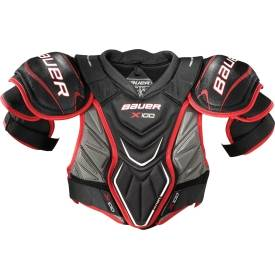 Bauer Senior Vapor X 100 Ice Hockey Shoulder Pads