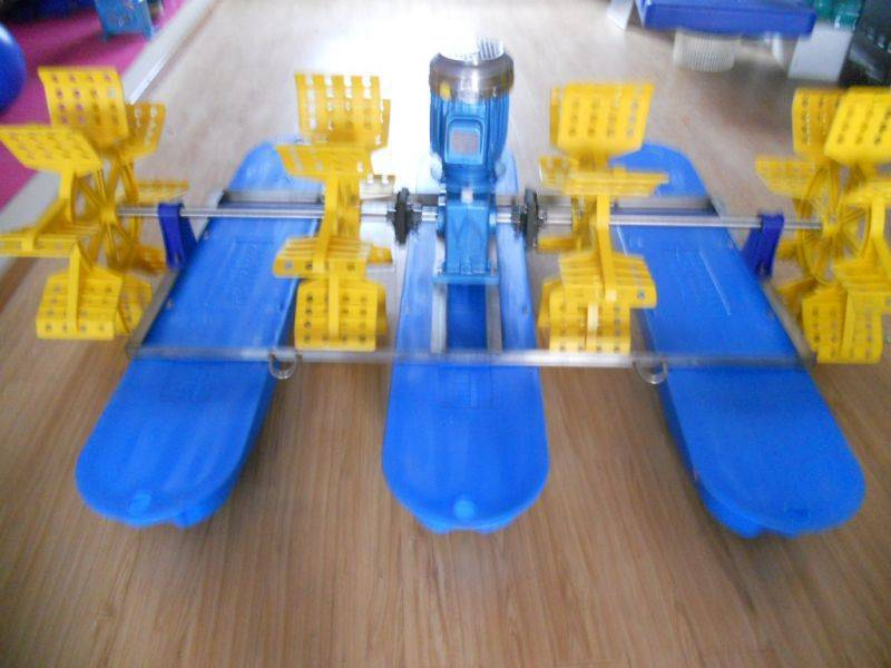 Water Wheel Aerator