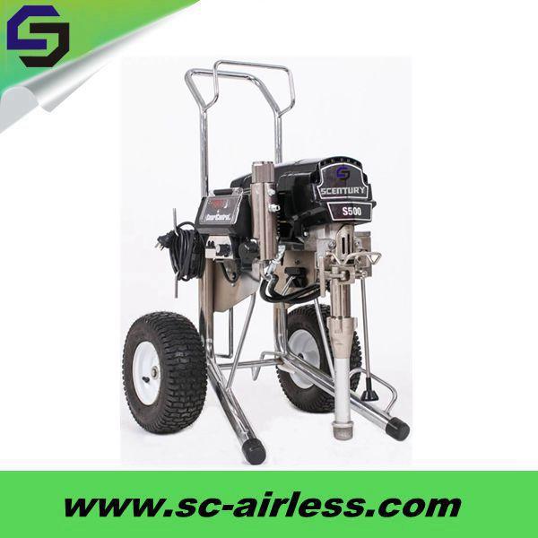 paint spray ST-500TX with powerful piston pump
