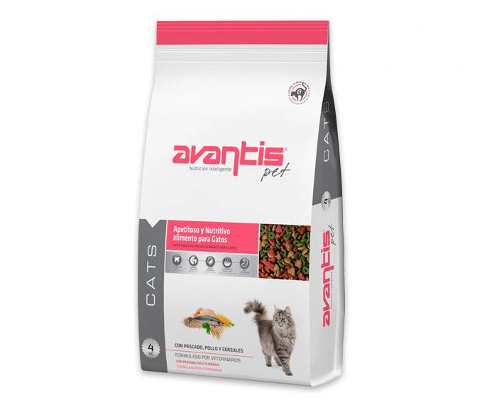 Pet Food - AvantisPet Cat dry food for cats - Cats Food