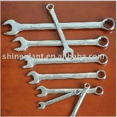 Fine Polished Combination Wrenches