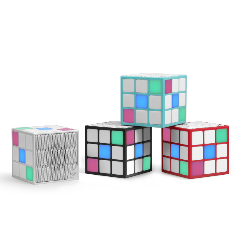 New Magic Cube Bluetooth Speaker with 36 LED PW-03
