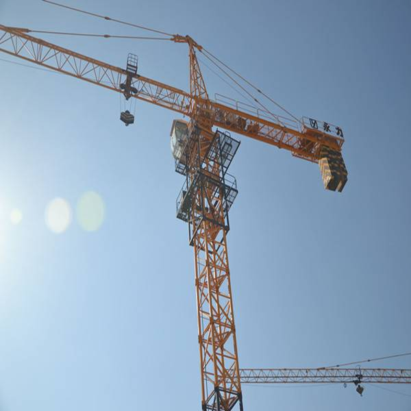 High quality QTZ63(5010) tower crane