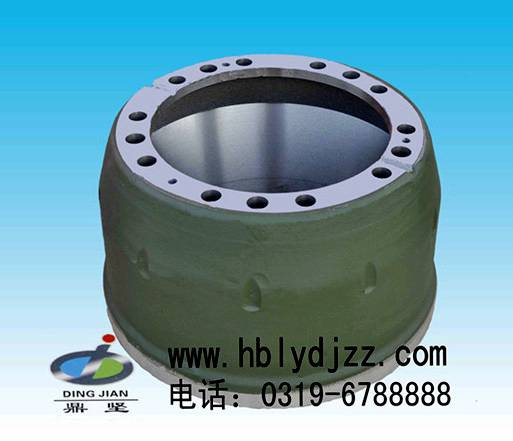 BPW for Brake Drums