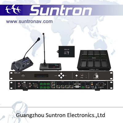 SUNTRON DCS6000 Full Digital Conference System