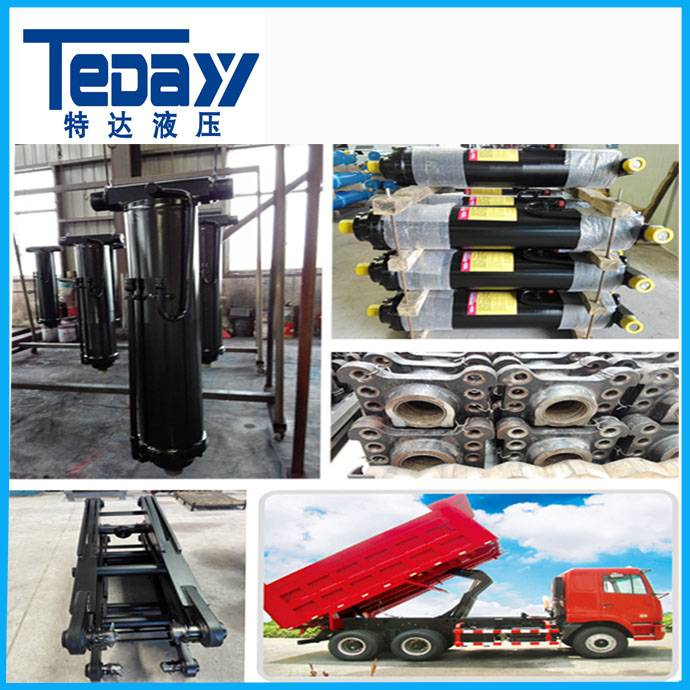 Oil Cylinder of Dump Truck From OEM Factory