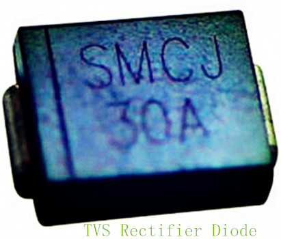 Free Samples Transient Voltage Suppressor SMCJ5.0-440CA 1500W DO-214AB Case TVS Chip Diode Chip