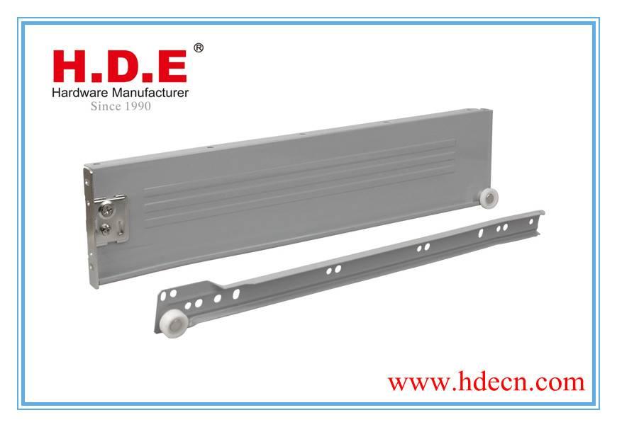 Drawer slide Metal Box
