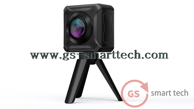 NEW Double Wide Angle FisheyeLens 360 Degrees Panoramic Action Digital Camera Camcorders Wifi Sport