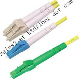 LC connector use for fiber optic patch cord