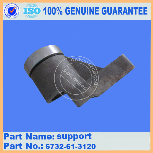 PC200-7 support 6732-61-3120