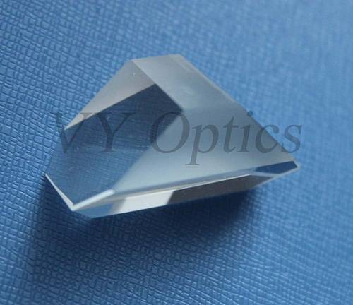 Optical N-BK7 glass amici prism/roof prism for optical instrument