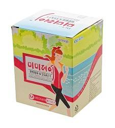 antibacterial sanitary pad with korean medicine