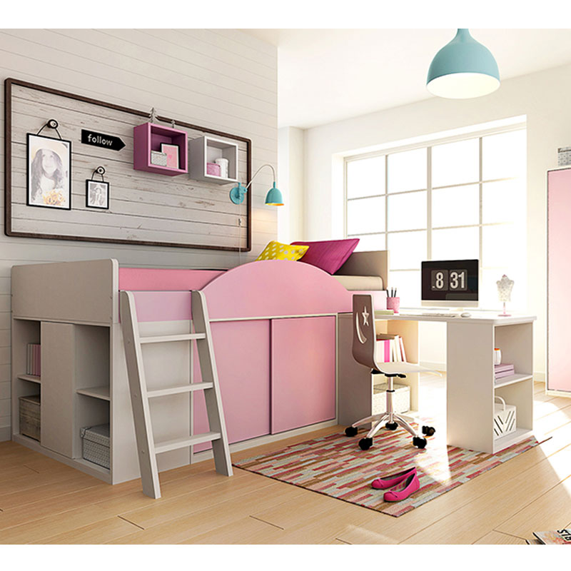 MDF panel kids furniture