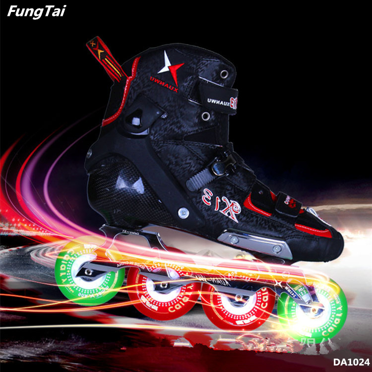 High-end Carbon Fibre Roller Inline Skate For Adults and Chinldren (DA1024)
