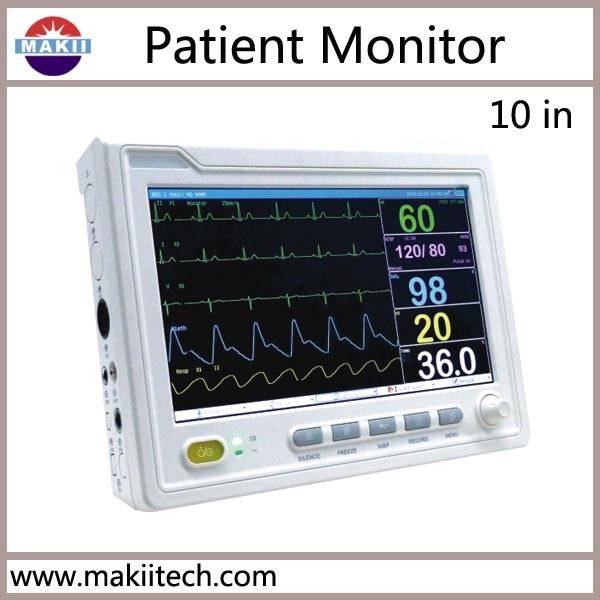 Multi Parameter Portable Patient Monitor