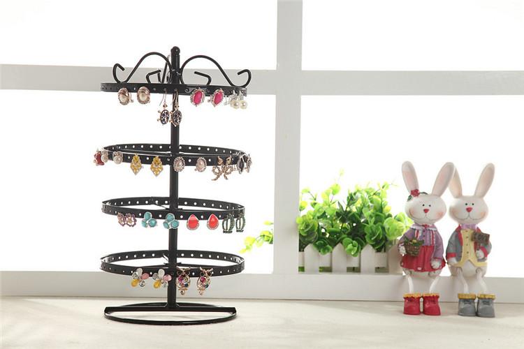01 Necklace Holder Stand Jewelry Tree Organizer Storage Rack Bracelet Display