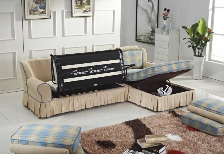 simple living room furniture recliner sofa bed