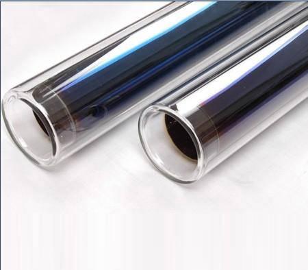 All Glass Solar Vacuum Tube
