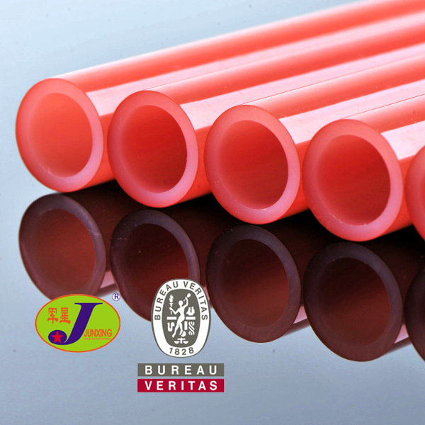 Tempreature-resistant Pert Pipe pert pipe with evoh layer