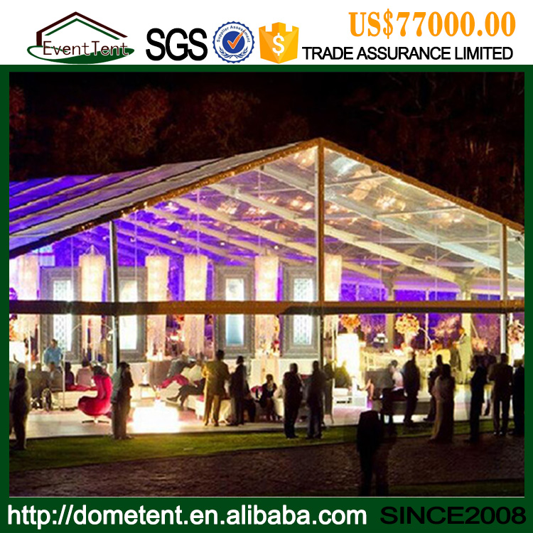 20X50m Luxury Big Wedding Marquee Party Tent For 1000 Peoples