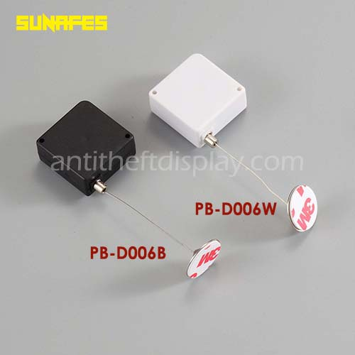 Mobile Anti-theft Recoiler / Cable Reel / Security Pull Box For Safety Display