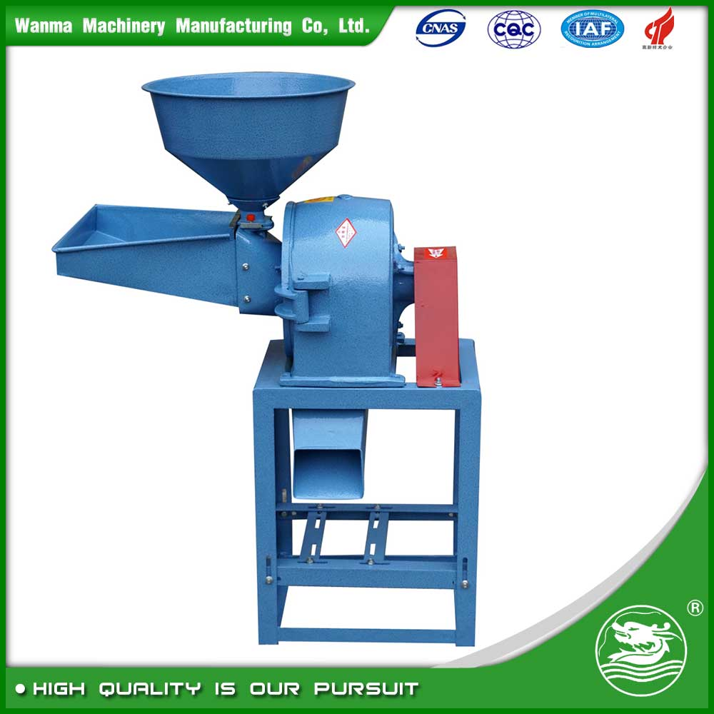 WANMA Grain Grinder Corn Crusher
