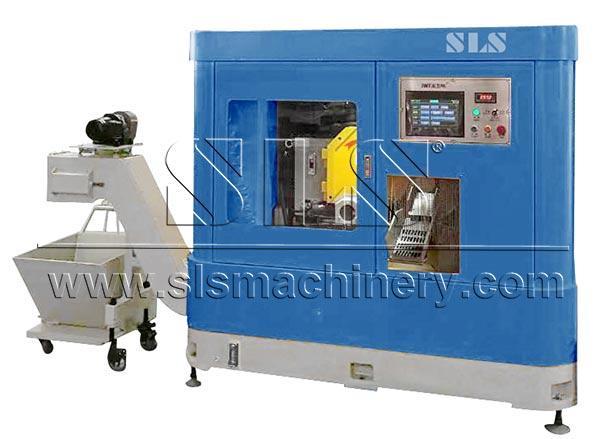 Full Automatic Solid Bar Cutting Machine