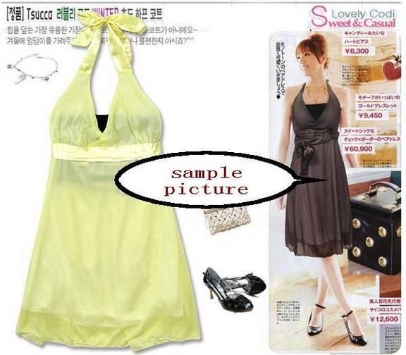 korean design fashion dress