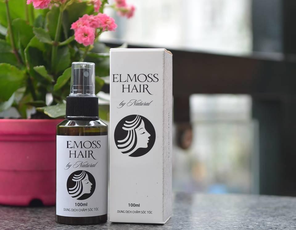 Elmoss Hair - hair regrowth products - 100ml