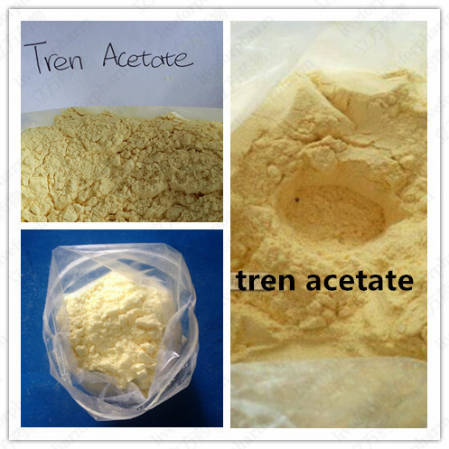 Tren A 99% Purity Lean Muscle Ananbolic Steroid Hormone Powder Trenbolone Acetate CAS58-19-5