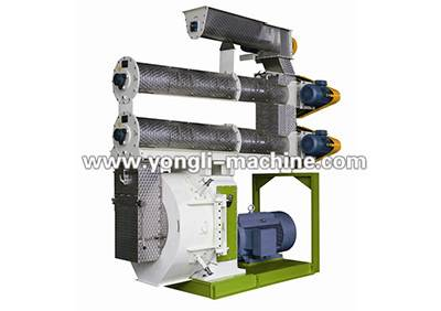 Poultry and livestock feed pellet mills
