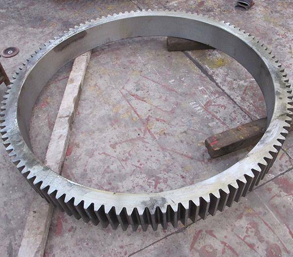 42CrMo /45 steel spur gear for Coal Mill/Ball mill