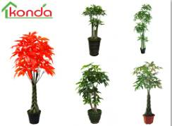 artificial plants artificial money tree for home decoration