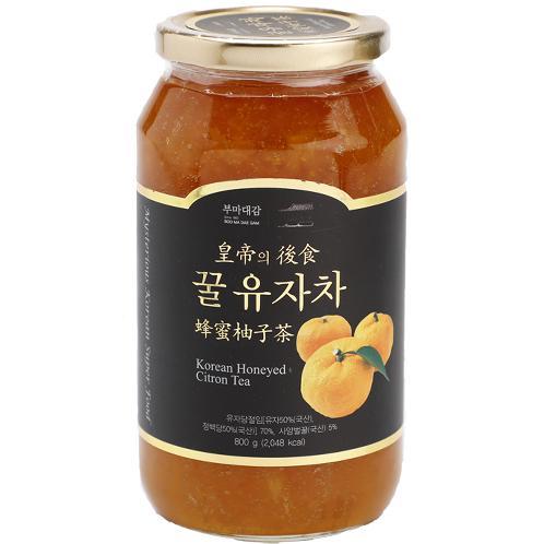 Korean Honeyed Citron Tea
