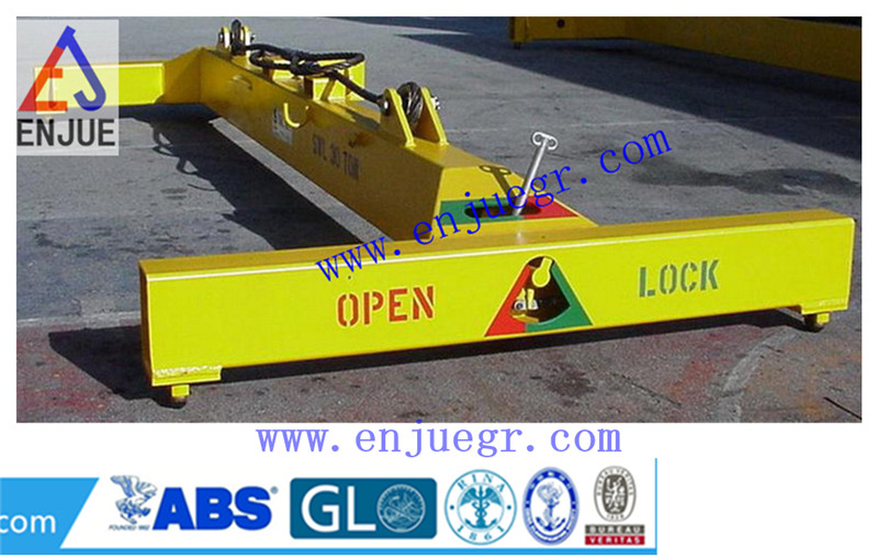 Machinery Semi Automatic Container Spreader Container Lifting Spreader