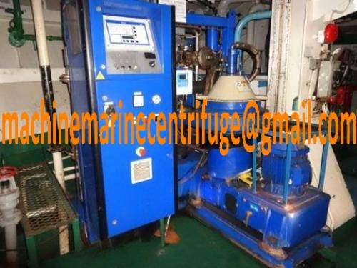 Alfa Laval BWPX 307 Oil Purifier, BWPX 307 Oil Separator, HFO Purifier, Waste Oil Centrifuge,