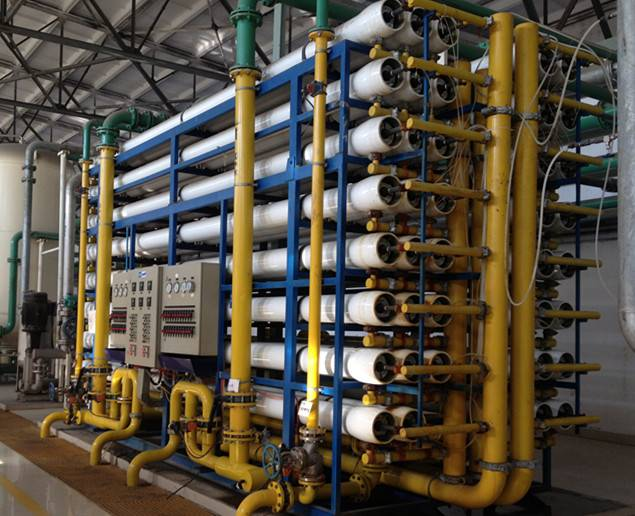 15t single-stage reverse osmosis engineering water filter system equipment