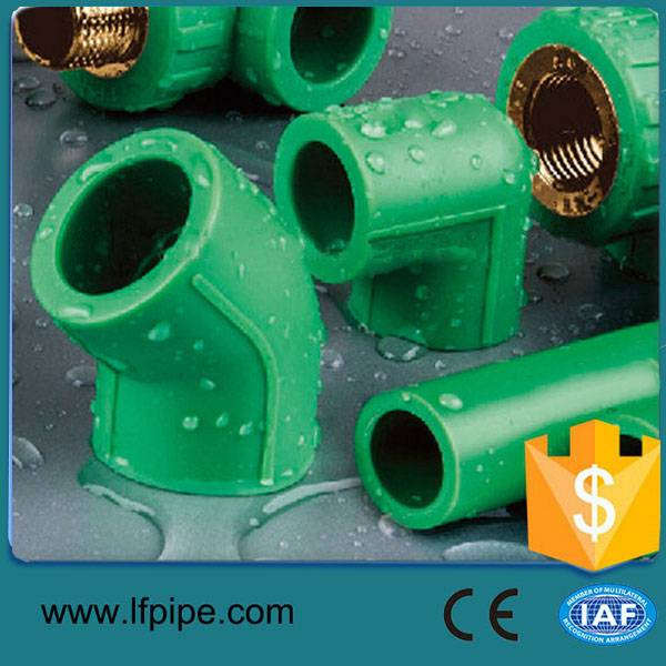PPR plastic pipe fitting---elbow