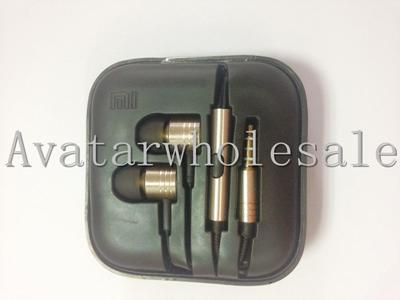 Millet governance plug headphones crystal board