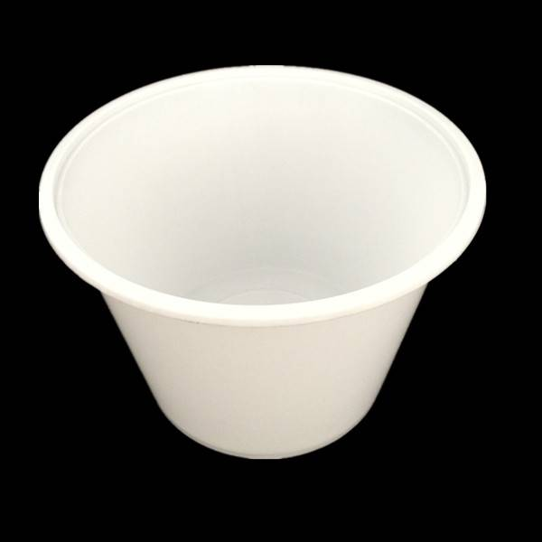 Disposable Takeaway Microwaveable Plastic Food Container 1750ml
