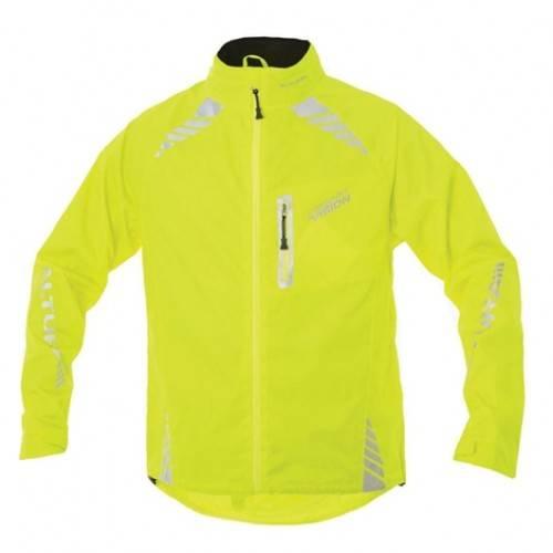 Light Weight EN471 High Visibility Fleece Jacket