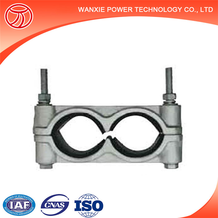 Wanxie JGW high voltage two hole cable cleat