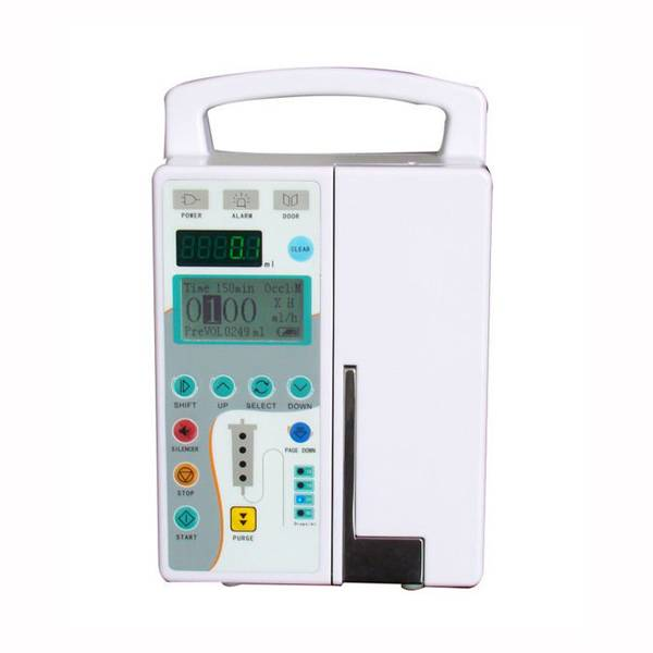 Top Infusion Pump
