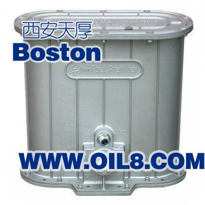 Boston B diesel oil purifiers with alarming device