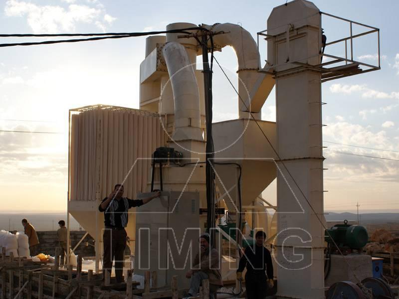 TGM Series Super Pressure Trapezium Grinding Mill