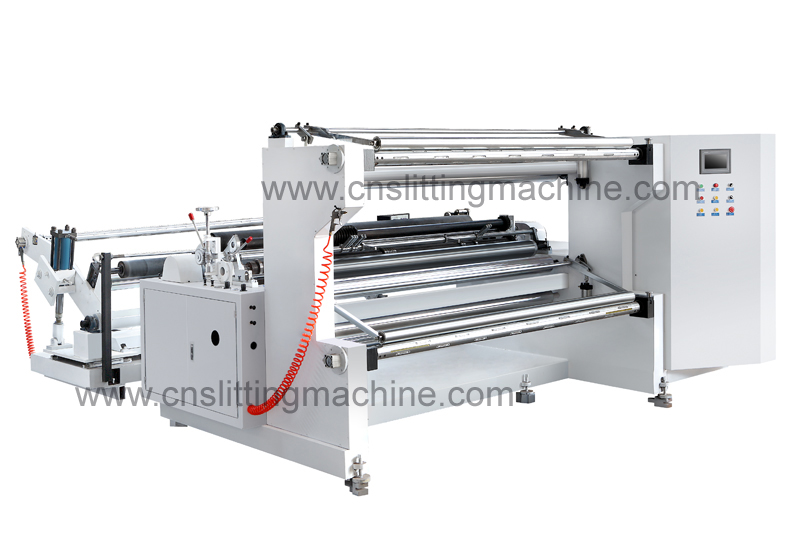 Automatic High Speed Paper Slitting Rewinder Machine(ZTM-A)